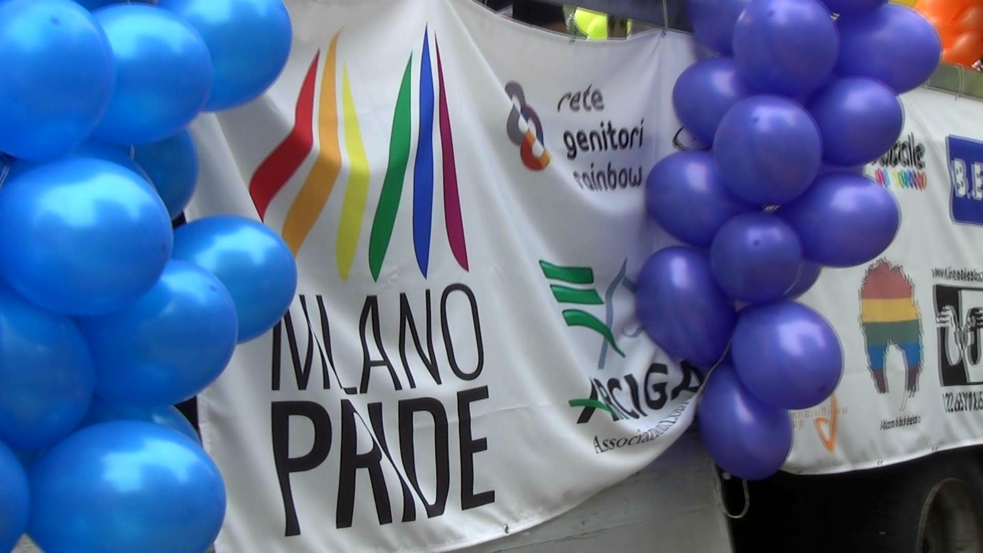 Pride e diritti civili Milano 2013