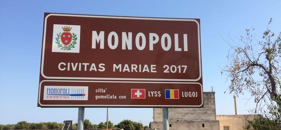 Risultati immagini per monopoli civitas mariae