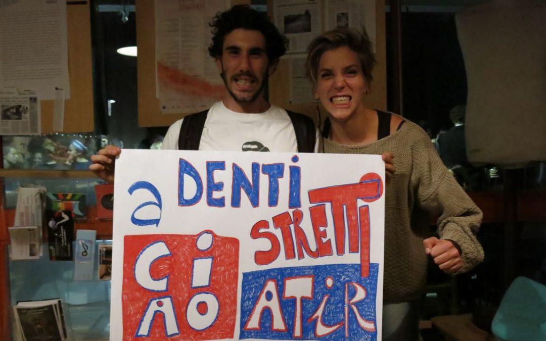 A denti stretti CIAO ATIR